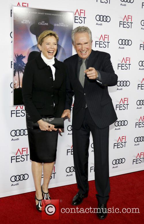Warren Beatty and Annette Bening 1