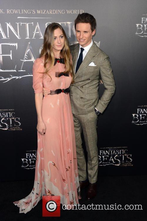 Hannah Bagshawe and Eddie Redmayne 5