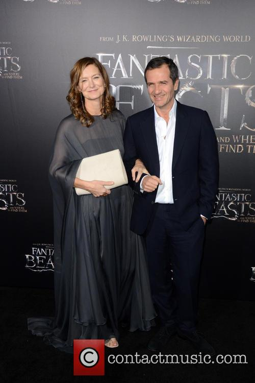 Rose Heyman and David Heyman