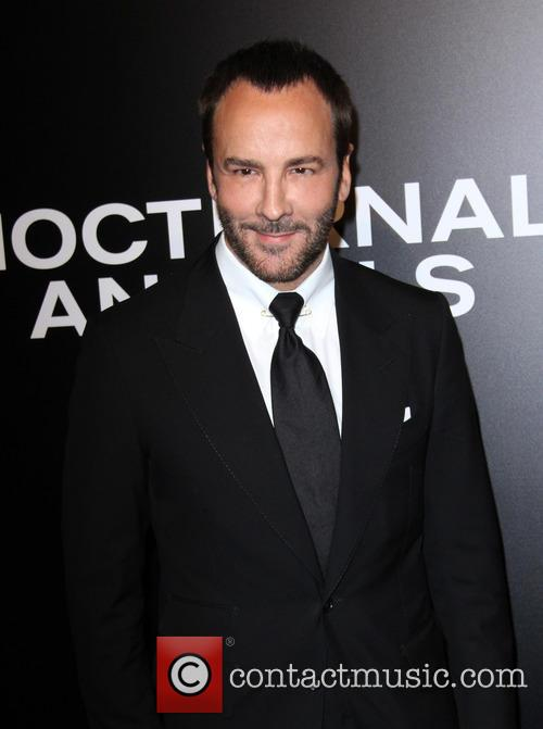 Tom Ford Will Not Design Clothes For First Lady Melania Trump