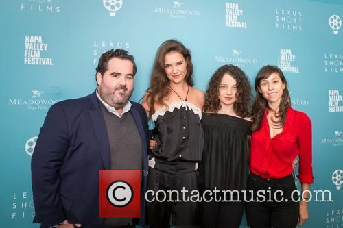 Screening of 'All We Had' - Arrivals