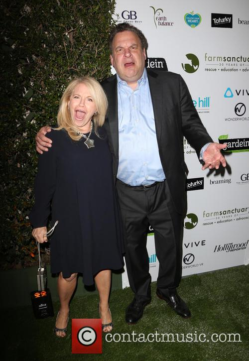 Jeff Garlin and Marla Garlin 3