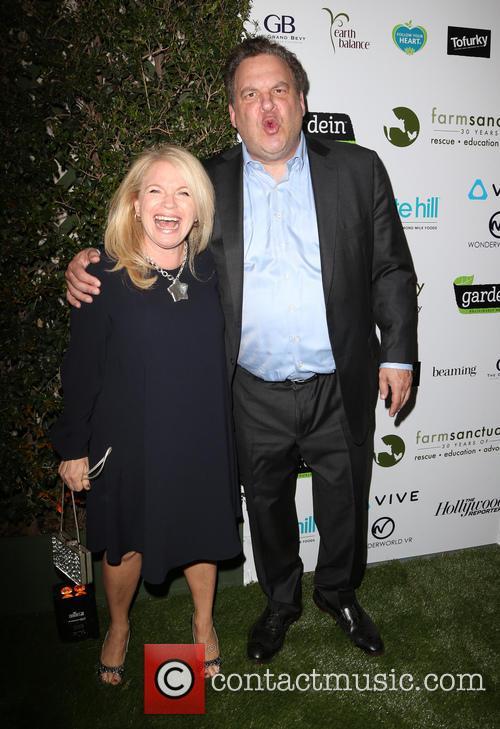Jeff Garlin and Marla Garlin 5