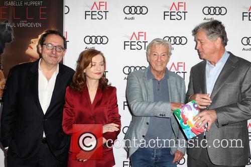Audi Celebrates 'Elle' at AFI Fest 2016 -...