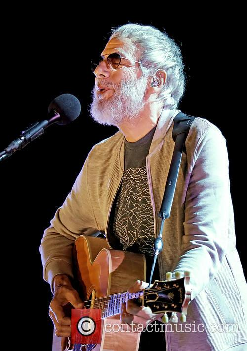 Yusuf Islam and Cat Stevens 2