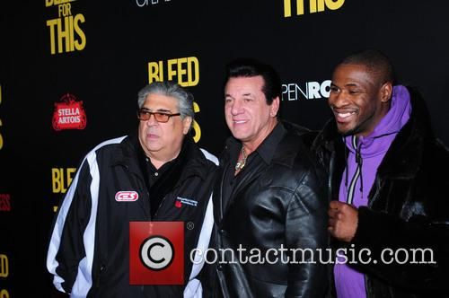 Vincent Pastore, Chuck Zito and Eric Kelly 1