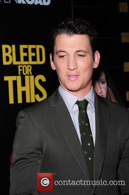 'Bleed For This' New York Premiere