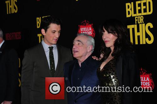 Miles Teller, Martin Scorsese and Katey Sagal 10