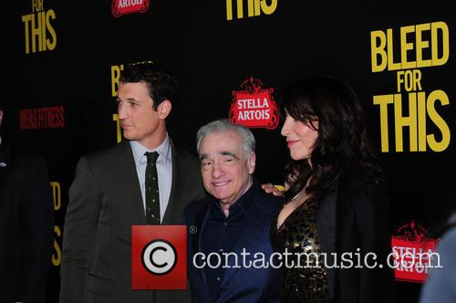 Miles Teller, Martin Scorsese and Katey Sagal 11