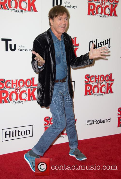 Sir Cliff Richard 3