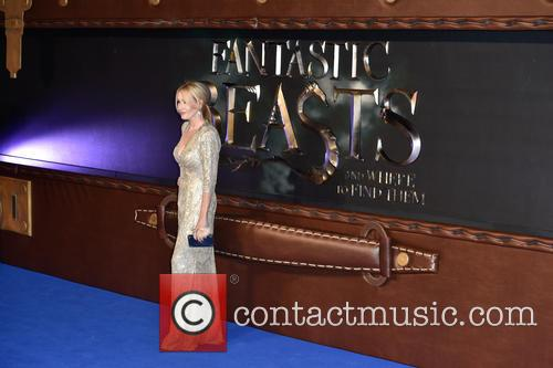 Fantastic Beasts Premiere Leicester Square