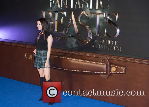 Fantastic Beasts U.K. Premiere - Arrivals