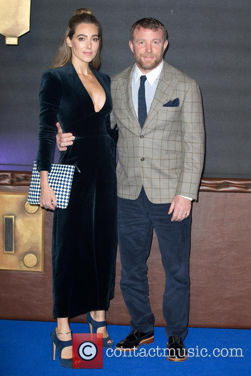 Guy Ritchie and Jacqui Ainsley 3