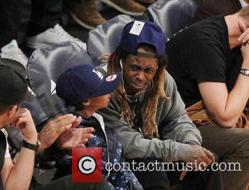 Lil Wayne and Son 3