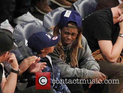 Lil Wayne and Son 3