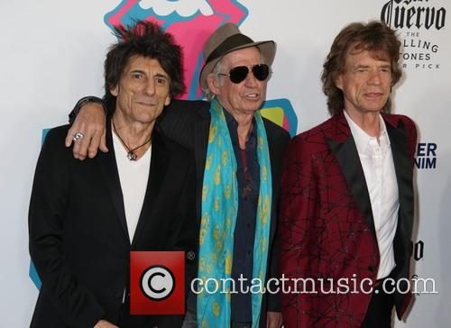 Mick Jagger, Keith Richards, Ronnie Wood and Charlie Watts 4