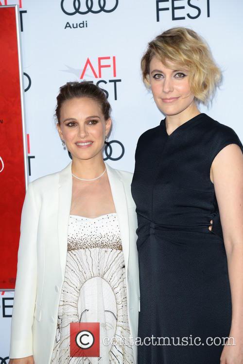Natalie Portman and Greta Gerwig 8