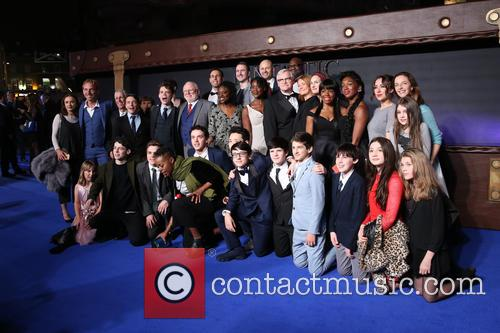 Harry Potter and Cursed Child Cast 1