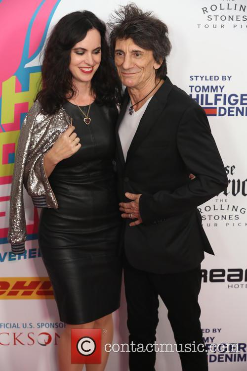 The Rolling Stones Exhibitionism opening night - Arrivals