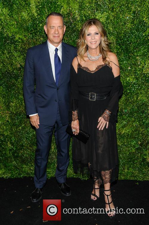 Tom Hanks and Rita Wilson 3