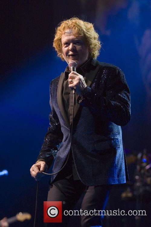 Simply Red and Mick Hucknall 2
