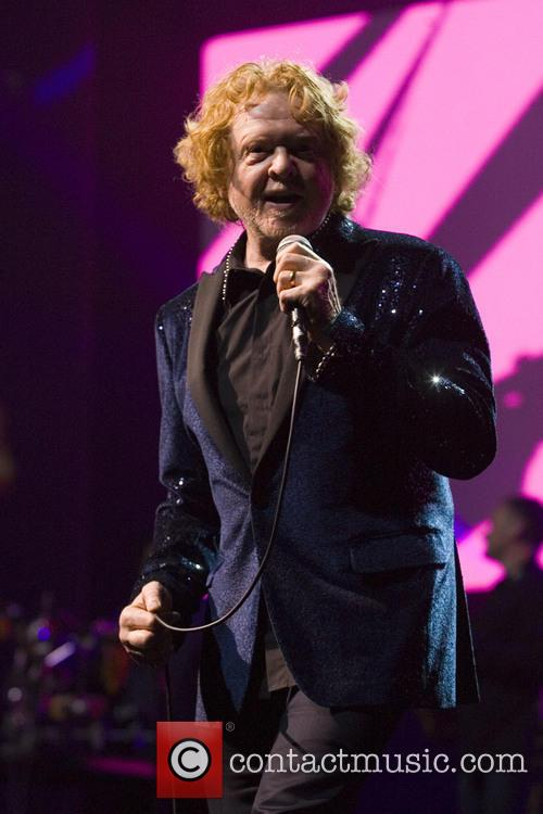 Simply Red and Mick Hucknall 5