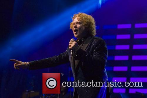 Simply Red and Mick Hucknall 8