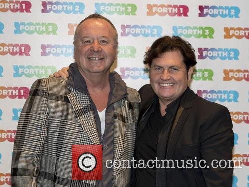 Jim Kerr, Charile Burchill and Simple Minds 2