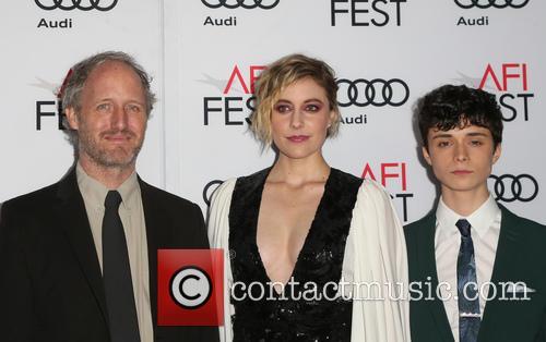 Mike Mills, Greta Gerwig and Lucas Jade Zumann 3