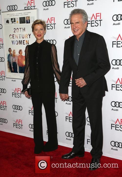 Annette Bening and Warren Beatty 2