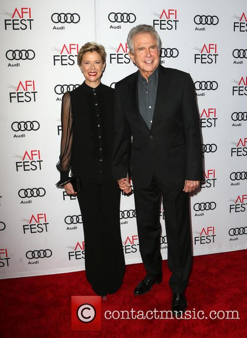 Annette Bening and Warren Beatty 8