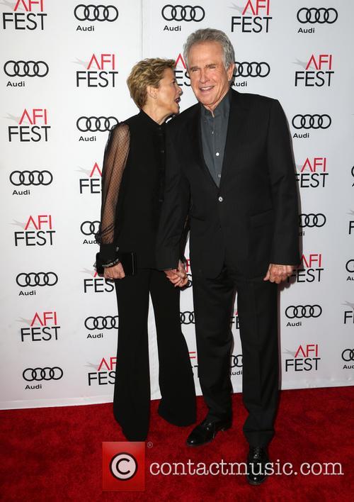 Annette Bening and Warren Beatty 9