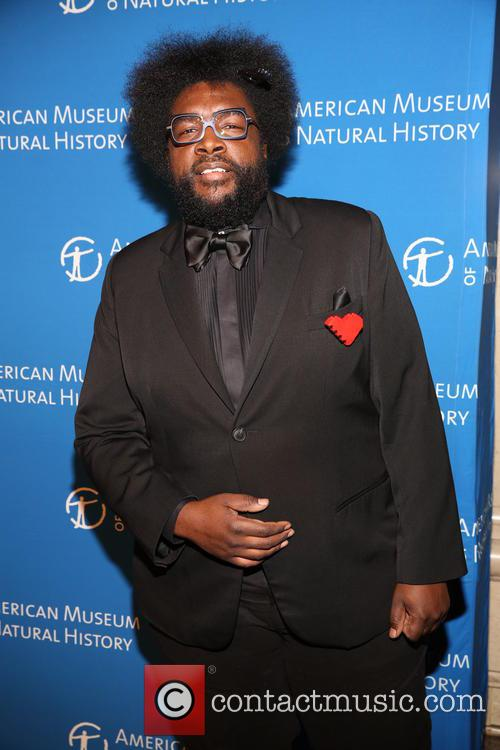 Questlove at the AMNH Museum Gala
