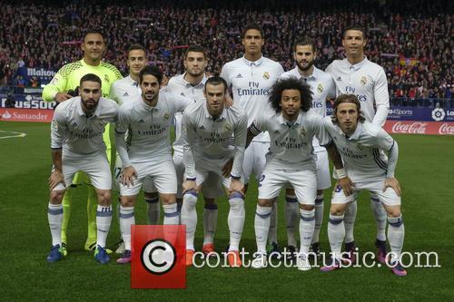 Real Madrid and Atl