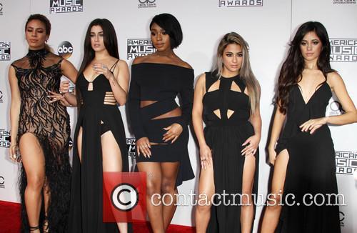 Fifth Harmony, Dinah Jane Hansen, Lauren Jauregui, Normani Hamilton and Ally Brooke