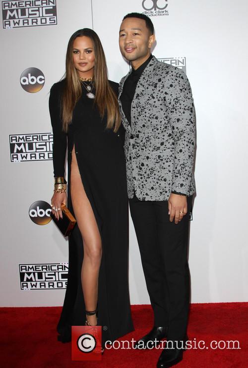 Chrissy Teigen and John Legend 3