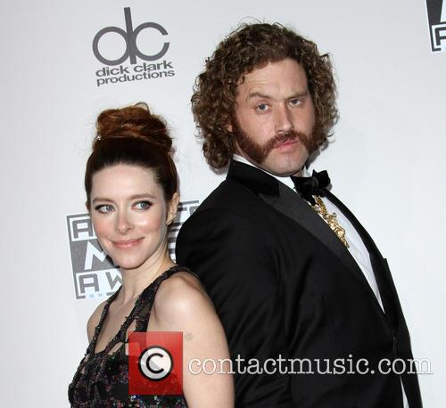 T.j. Miller and Kate Gorney 2
