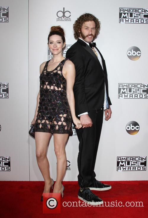 T.j. Miller and Kate Gorney 4