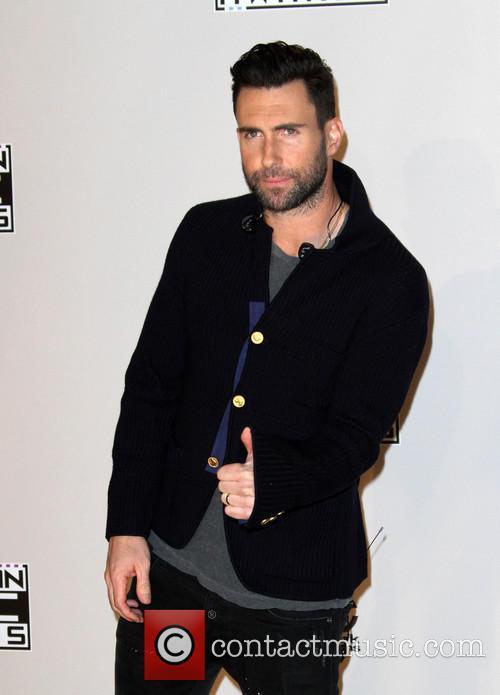 Adam Levine 5