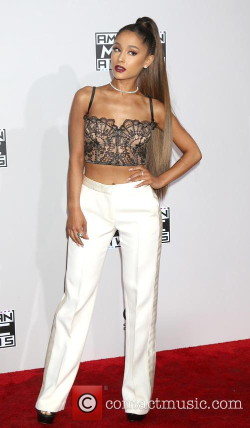 Ariana Grande at the American Music Awards