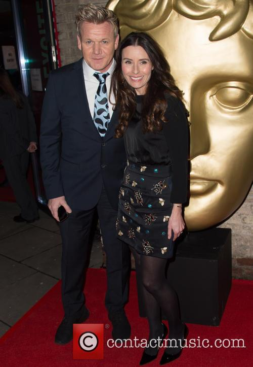 Gordon Ramsay and Tana Ramsay 2