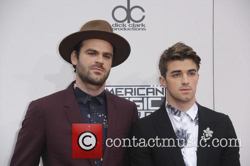 Alex Pall, Andrew Taggart and The Chainsmokers