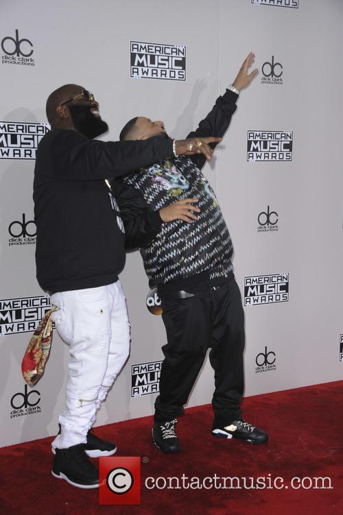 Rick Ross and Dj Khaled