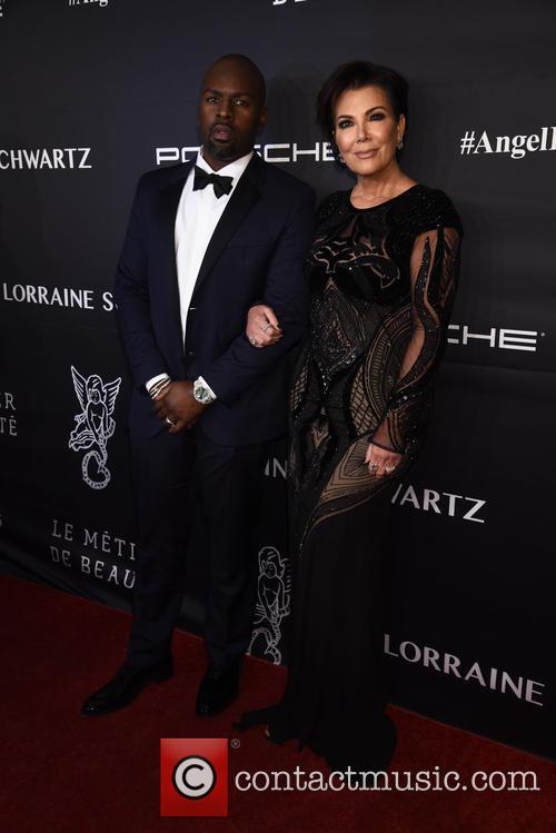 Corey Gamble and Kris Jenner 1