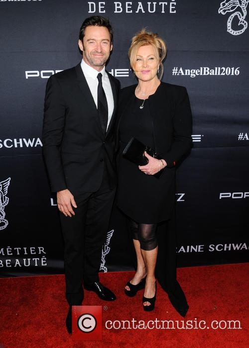 Hugh Jackman and Deborah Lee Furness 1