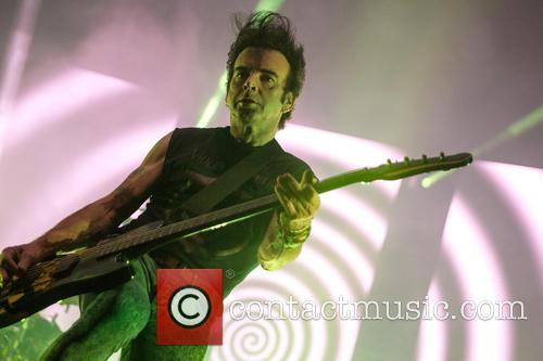 The Cure and Simon Gallup 1