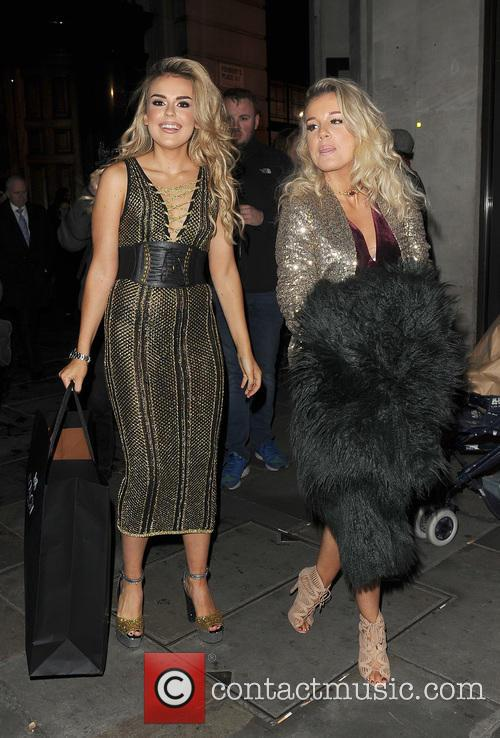 Celebrities attend the launch of the new Coach...