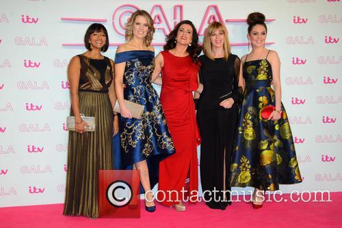 Ranvir Singh, Charlotte Hawkins, Susanna Reid, Kate Garraway and Laura Tobin