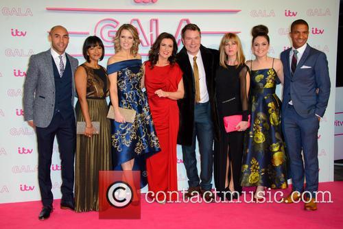 Ranvir Singh, Charlotte Hawkins, Susanna Reid, Kate Garraway and Laura Tobin 3