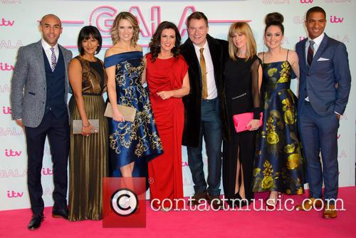 Ranvir Singh, Charlotte Hawkins, Susanna Reid, Kate Garraway and Laura Tobin 4